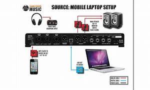 Live Sound Wiring Diagram