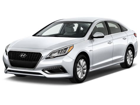 2017 Hyundai Sonata Hybrid Review, Ratings, Specs, Prices