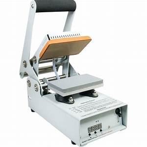 Ezproducts Ezpress U00ae Manual Heat Seal Press With 3x5