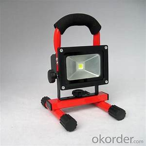 Buy rechargeable w led work light high quality price