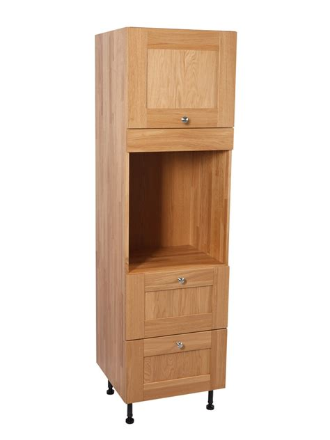 solid oak kitchen cabinet doors solid oak kitchen height single oven cabinet 8161