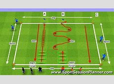 FootballSoccer Speed & Agility Physical Speed, Difficult