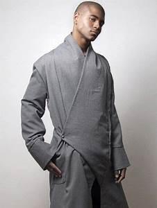 Moderne Japanische Kleidung : die 25 besten ideen zu kimono herren auf pinterest street fashion men damir doma und ~ Orissabook.com Haus und Dekorationen