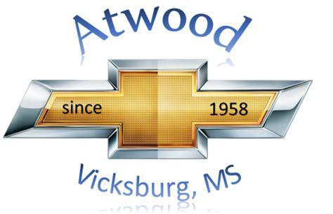Atwood Chevrolet Vicksburg  Jackson, Ms Chevrolet Source