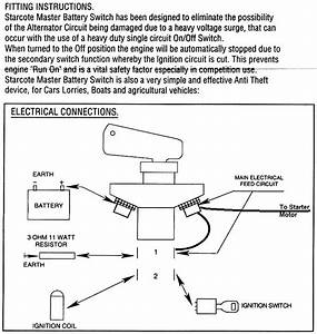 Info Request  Wiring Up Fia Kill Switch With Push Start Button