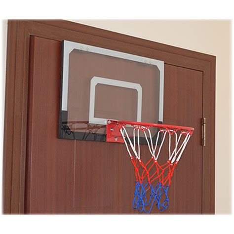 small basketball goal indoor mini basketball hoop backboard system home office 2329