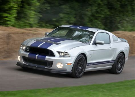Most Powerful Ford Mustang Going To Goodwood
