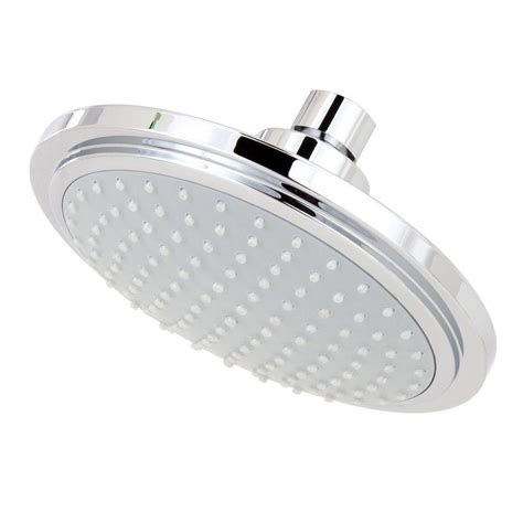 Grohe Shower Heads by Grohe Rainshower F Series 1 Spray 20 In Showerhead In