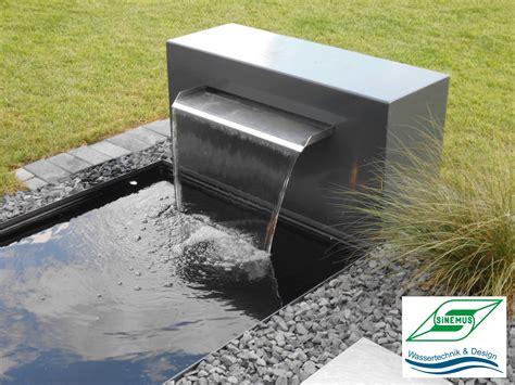 Moderne Gärten Mit Wasserbecken by Exklusive Wasserbecken Sowie Wasserschalen Und Metallbrunnen