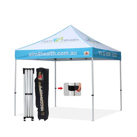 Gazebo Stand Custom 3x3 Gazebo Work Shelter Trade Stand Pop Up Tent