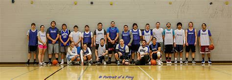Hpsef 13th Annual Holiday Hoops Blue Pony Alumni Game Fun