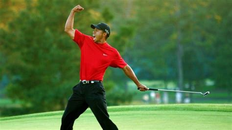 Tiger Wins The Masters! Big Day for Golf