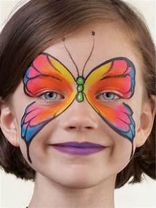 Modele Maquillage Carnaval Facile : modele maquillage visage facile ~ Melissatoandfro.com Idées de Décoration