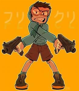 FLCL - Naota Na... Flcl Anime Quotes