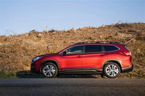 subaru ascent review