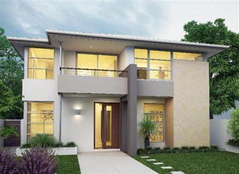 desain rumah minimalis  lantai  ruang terbuka
