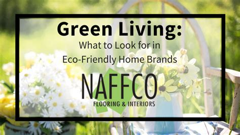 Green Living Archives  Naffco Floors & Blinds