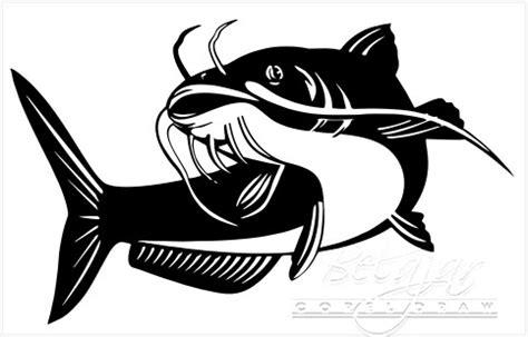 ikan lele belajar coreldraw