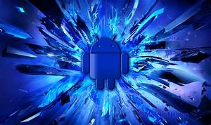 Android Wallpaper Blue (78+ images)