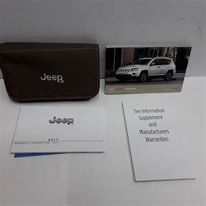 2017 Jeep Compass Owners Manual User Guide Set