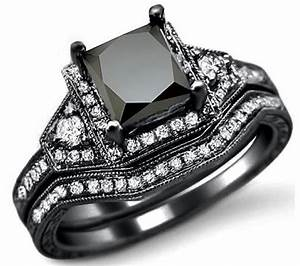 black diamond engagement ring sex and the city wedding With zales black diamond wedding rings