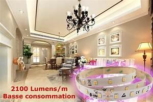 Led Basse Consommation : deco led eclairage l 39 harmonie de l 39 ambiance lumineuse ~ Edinachiropracticcenter.com Idées de Décoration