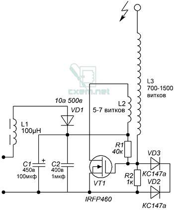 Качер бровина – как альтернативный способ беспроводной передачи энергии – внеурочная деятельность конкурсная работа – корпорация.