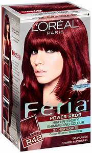 Amazon.com : L'Oréal Paris Feria Permanent Hair Color, 205 ...