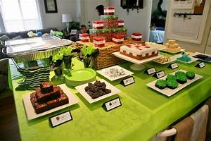 Minecraft Birthday Party Ideas - DIY Inspired