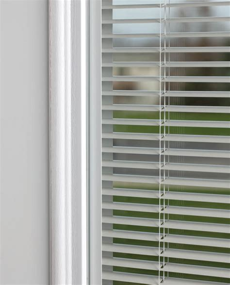 If you wanted privacy with a french door in the past you would have to install i have a jeld wen exterior door with inside blinds. How to Install Patio Blinds - Installing Blinds Between ...
