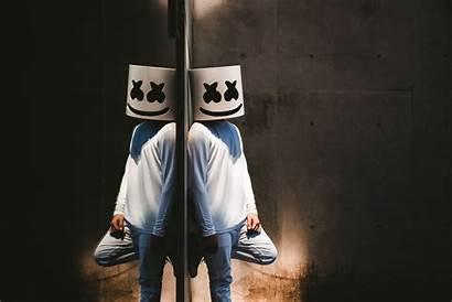 Marshmello Dj Wallpapers 4k Alone Singer Backgrounds