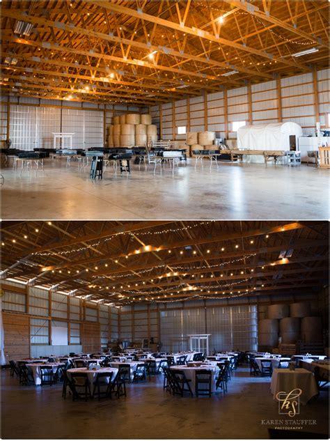 red barn  central illinois barn wedding venue