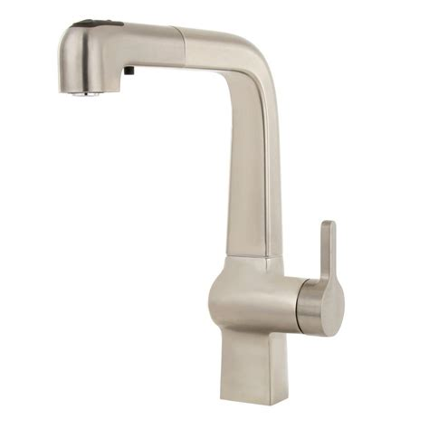 white kitchen faucets pull out kohler coralais 1 or 3 hole single handle pull out sprayer kitchen faucet with masterclean