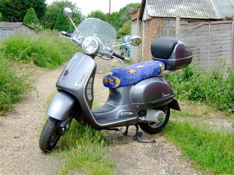 Modification Vespa Gts by Piaggio Vespa Gt 125 Best Photos And Information Of