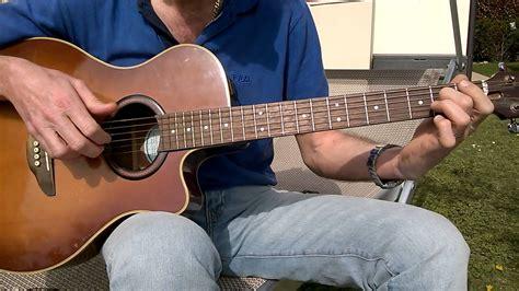 dormi di vasco vasco dormi dormi con chitarra acustica