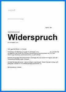 Widerspruch Rechnung Frist : 5 widerspruch einlegen muster invitation templated ~ Themetempest.com Abrechnung