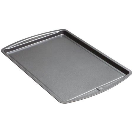 baking cookie oven sheet tray toaster heavy duty bakeware platter steel sheets walmart 9x13 amazon