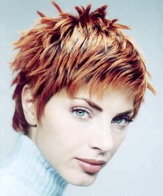 haircuts for with hair loss 2005 fall hair style womens layered and spiky hair 3780