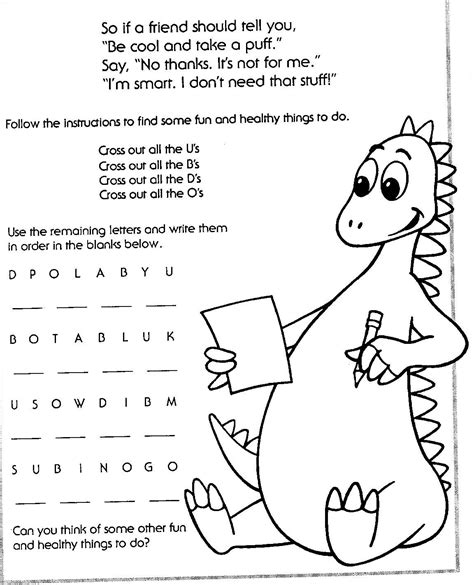red ribbon week coloring pages coloring home