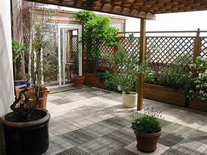 Tonnelle Pour Balcon : belle paquerette page de la photo de la tonnelle avant ~ Premium-room.com Idées de Décoration