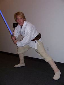 The gallery for --> How To Make A Luke Skywalker Costume