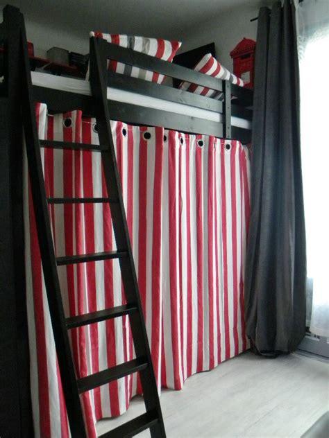 rideau pour chambre fille cool chambre duado rnove mille et une ides rideau chambre