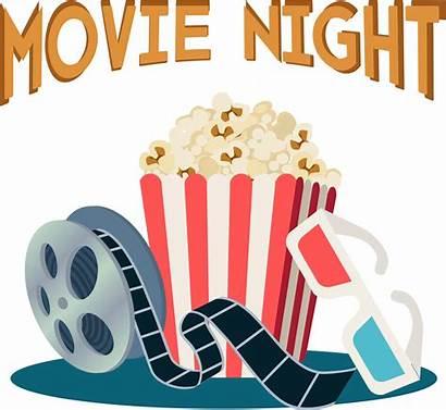 Clipart Movies Transparent Night Film Hat Cinema