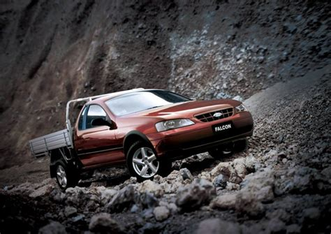 2003 2008 Ford Ba Falcon Rtv Ute Review Top Speed