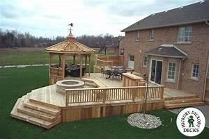 Deck patio design ideas page 3 xoutpostcom for Patios and decks designs