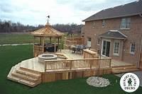 trending patio and decking design ideas Deck Patio Design Ideas Possibility - House Plans | #82192