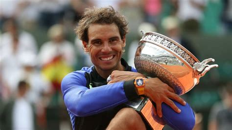 French Open 2018: Rafael Nadal beats Dominic Thiem to win 11th title - BBC Sport