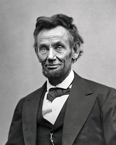 Fileabraham Lincoln O116 By Gardner, 1865croppng  Wikimedia Commons