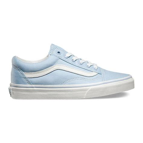 vans baby blue vans shoes for