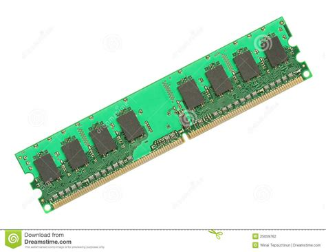Computer Memory Card Stock Photo. Image Of Memory